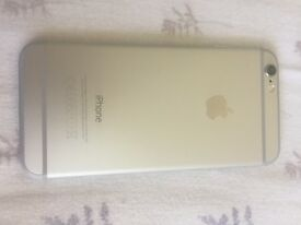 iPhone 6 16GB white silver o2