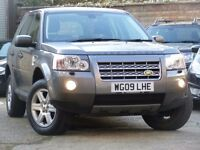 LAND ROVER FREELANDER 2 2.2 TD4E GS