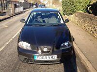 Seat Ibiza 1.4 Ecomotive 2008. Zero Road Tax