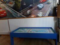 Wooden children's table