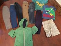 Boys cloths bundle Gap/Next/Bluezoo/Junior J bundle