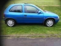 Vauxhall Corsa 1.2 16v, 12 months mot