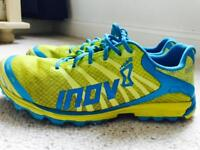Inov-8 Race Ultra 270 trail running shoes size 12