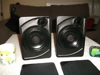 GOODMANS ARENA HF Hi-Fi SPEAKERS.