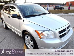 2008 Dodge Caliber SXT *** Certified and E-Tested *** $4,399