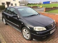 2002 Vauxhall Astra SXi 16v