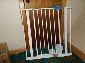 stair guard for baby or toddlers