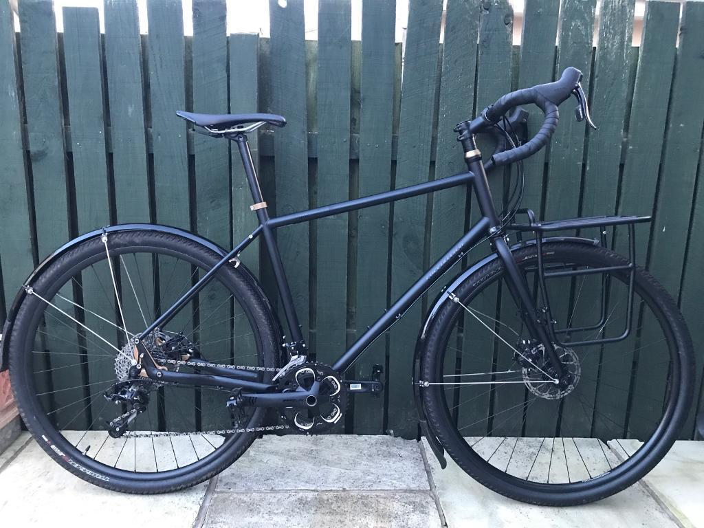 Specialized Awol Comp Touring Bike Like New Rare Factory Model Rohloff Belt Drive Ready In Harrogate North Yorkshire Gumtree