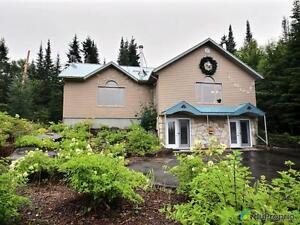 309 000$ - Chalet à vendre à St-David-de-Falardeau Saguenay Saguenay-Lac-Saint-Jean image 1