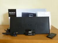 SONY RDP-X30iP Speaker Dock for iphone & ipod
