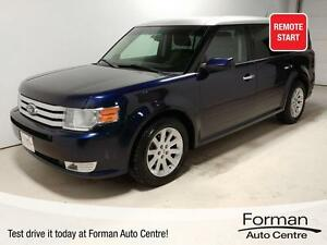 2011 Ford Flex SEL Remote Start   Heated seats   Easy b/w pay...
