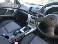 Subaru Legacy 11 months MOT