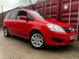 image for Vauxhall Zafira 2010 7 Seater Year Mot Drives Well Cheap To Run And Insure Cheap Car !
