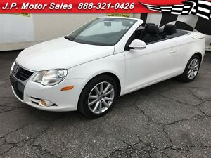 2008 Volkswagen Eos Trendline, Automatic, Leather, Convertible,