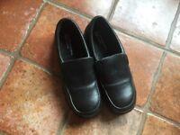 Progressive Safety Shoes ,Size 7