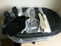 Fully Working Electric Stone Raclette with 8 Spatulas