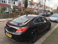 2010 Vauxhall Insingnia Diesel Good Condition Satnav with history and mot
