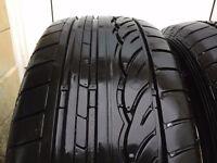 Dunlop SP 01 225-55-17 Summer tyres