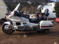 1993 1500 Goldwing , mint condition, 70,000kms
