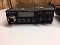CB Radio, Magmount & SWR Meter