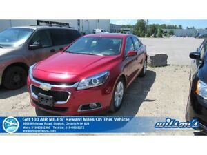 2014 Chevrolet Malibu LTZ | NAV | SUNROOF | LEATHER | REAR CAM |