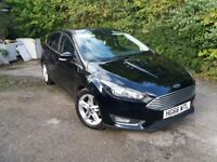 Ford Focus Titanium (nearly new) for sale