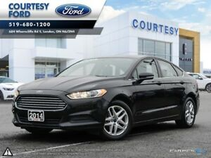2014 Ford Fusion SE l BLUETOOTH l KEYLESS ENTRY l LOW MILEAGE