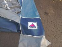 Dorema scirocco awning. Size13. 950/975