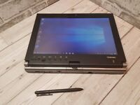 Toshiba Portege M700 Convertible Stylus Controlled Touchscreen Laptop - 30 Day Warranty