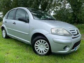 image for 2006 CITROEN C3 - 1 YEARS MOT - COLD AIR CON - FULL SERVICE HISTORY