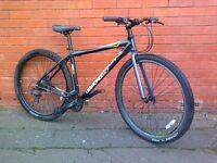 Daimondback mountain bike - Aluminium frame - double wheels !