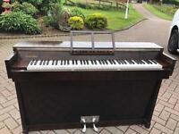 Retro upright piano | Belfast Pianos|free delivery |