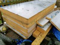 Recticel insulation boards £35 each