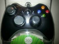New xbox 360 wired controller/pad