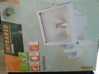 Infrared Sensor Security Light