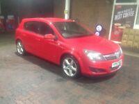 Vauxhall Astra Sri Diesel **150 BHP** 2007