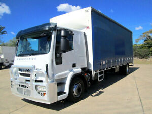 Curtainsider Glanmire Gympie Area Preview