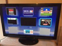 Panasonic 42 inch Full 1080p HD Plasma Internet TV Freeview HD & Freesat HD ★ VGC ★ Stand & Remote