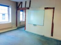 SPACIOUS OFFICE/TREATMENT ROOM TO RENT - IPSWICH TOWN CENTRE