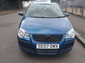 2007 Volkswagen Polo Petrol 1.2 MOT TILL April Excellent Condition Throughout Ideal First Car Great