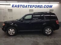 2012 Ford Escape XLT Lease Return