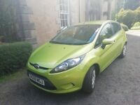 Incredibly cost efficient, FORD FIESTA ECONETIC. 2009.