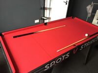 5ft pool table for sale  Grimsby, Lincolnshire