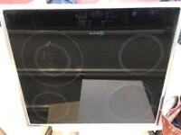 Neff ceramic glass hob