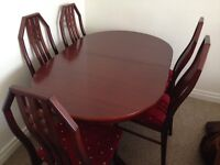 Dinning room table&chairs