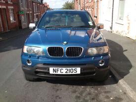 BMW X5 2002/2006 PARTS