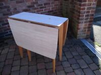 Vintage Formica kitchen table