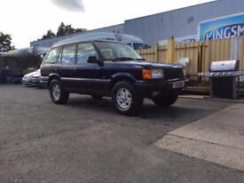 1999 Rangerover p38 4.0l v8 petrol off road