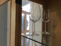 Dartington wine glasses
