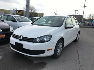 2013 Volkswagen Golf 5-Dr Trendline 2.5 at Tip